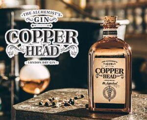 COPPERHEAD GIN┃コパーヘッド ジン
